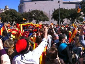 Flashmob Barcelona