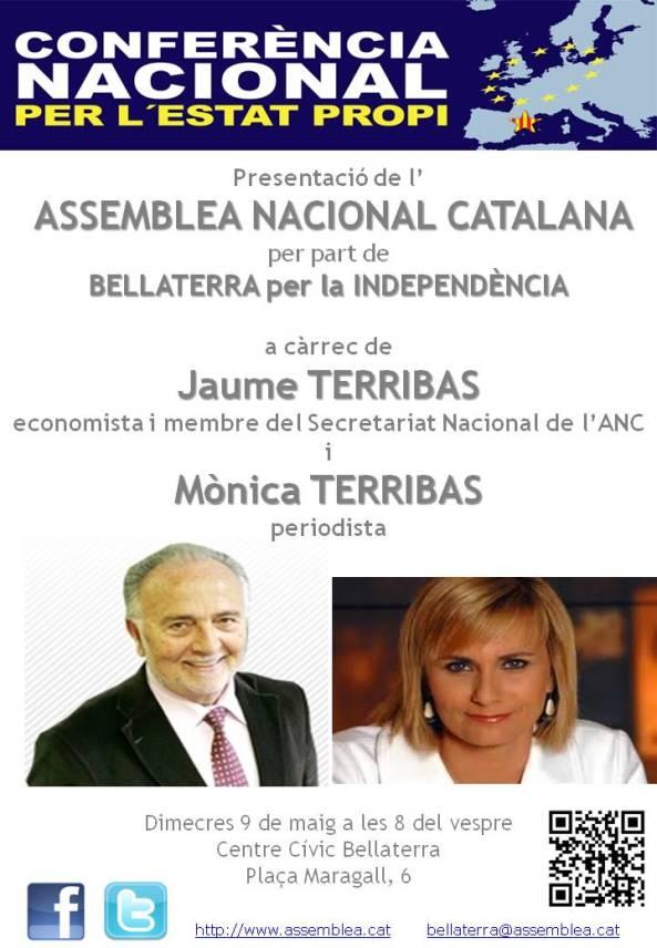 Presentació Bellaterra x Independència