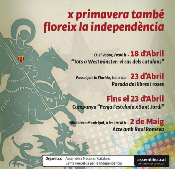 Primavera independentista SPM