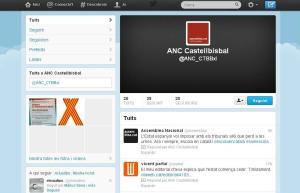 Twitter ANC Castellbisbal