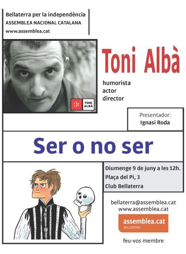 Toni Albà  BN