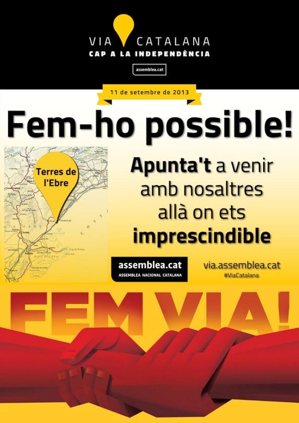 Cartell Fem-ho possible negre ANC Terres de l'Ebre WEB