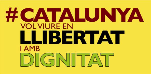 LOGO CATALUNYA LLIBERTAT DIGNITAT