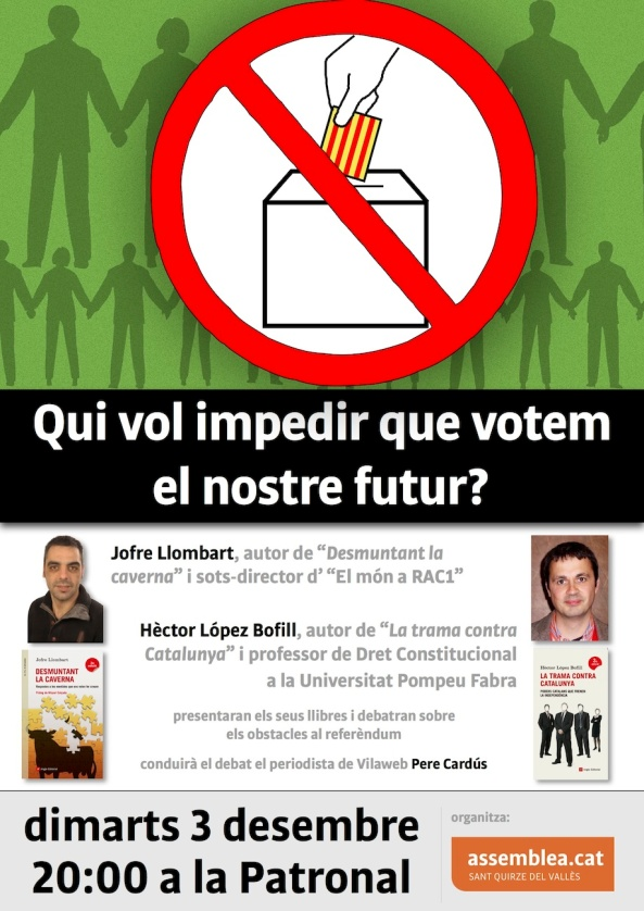 Cartell 19 juny López Bofill i Jofre Llombart