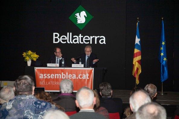 ANC. Carles Viver a Bellaterra