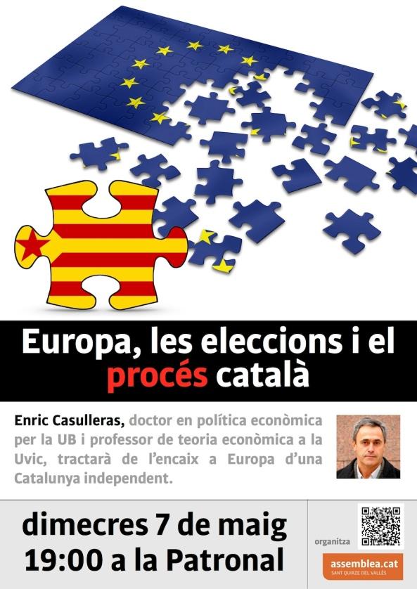 Enric Casulleras 7 maig 2014 Patronal