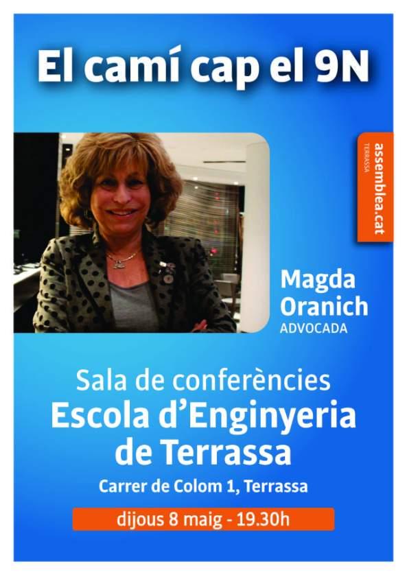 Magda Oranich 8-5-14