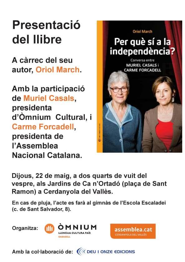 22_05_2014 Independència_Cartell