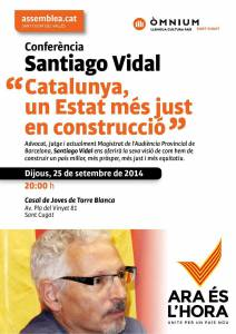 Judge Vidal a SantQ