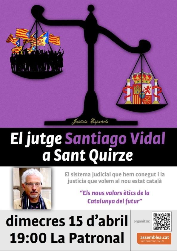 15 abril Santiago Vidal petit