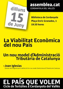 Viabilitat Economica del nou Pais (15-06 Hisenda)