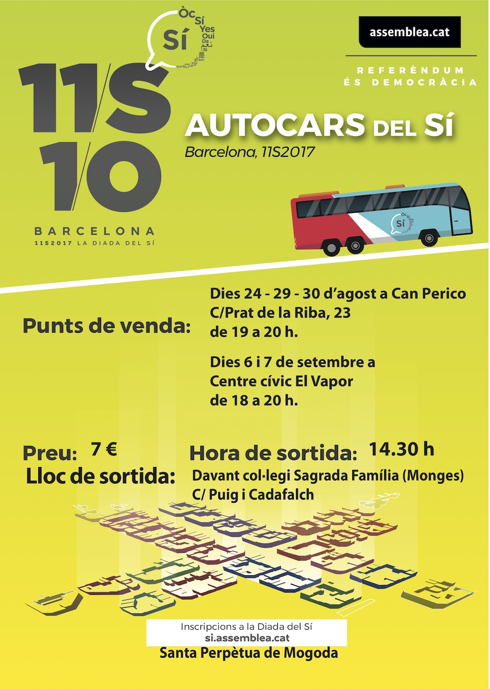 Cartell AutocarsSi_BX